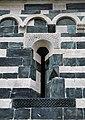San michele di murato, fianco dx, con rilievi del 1140 ca. 01.jpg