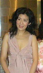Schauspieler Sandra Kwan Yue Ng