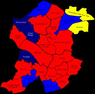 2006 Sandwell Metropolitan Borough Council election