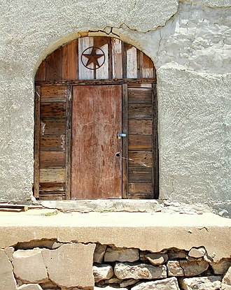 Santa Anna, Texas - Image: Santa Anna TX Community