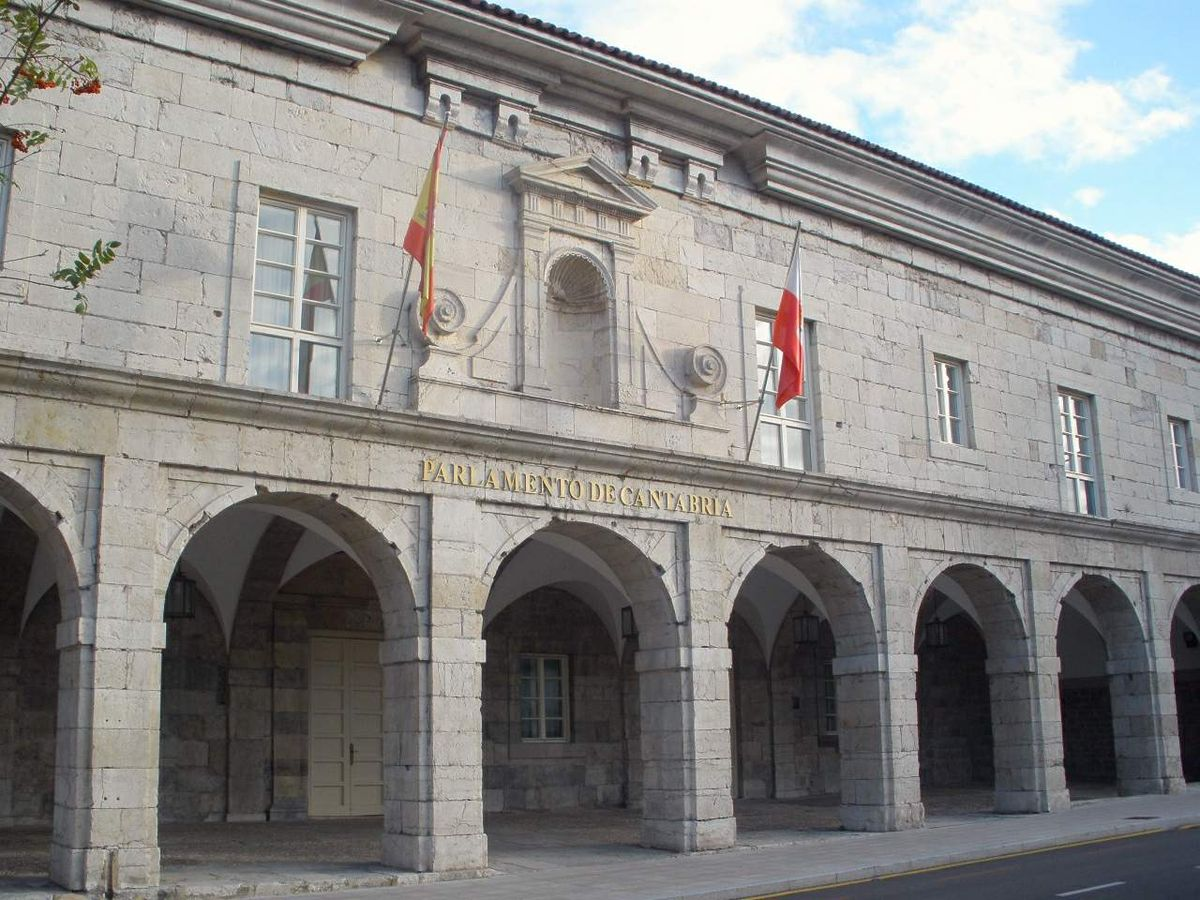 Hospital de san rafael santander wikipedia la for Parlamento wikipedia