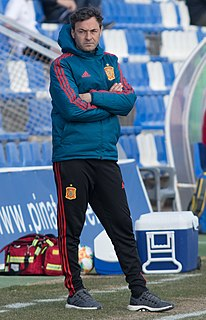 Santiago Denia Spanish football player/manager