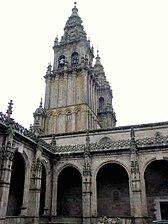 Santiago Catedral torre GDFL.jpg