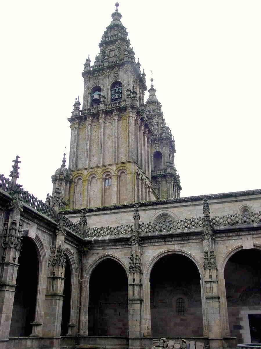 Santiago Catedral torre GDFL