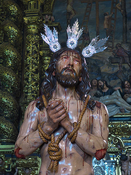 File:Santo Cristo de la Caridad. Iglesia del Señor San Jorge, Sevilla.jpg