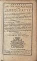 Saraceno - Trattato aritmetico-pratico, 1782 - 774284.tif