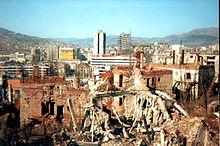 Sarajevo Siege Part III