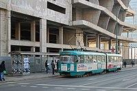 Sarajevo Tram-255 Line-5 2011-10-31.jpg