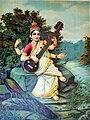 Saraswati by Raja Ravi Varma.jpg