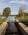 Sas de l'écluse du Bellion (Fégréac, Loire-Atlantique, France).jpg