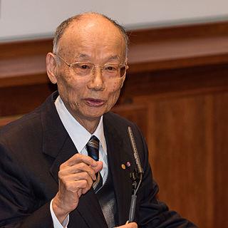 Satoshi Ōmura Japanese biochemist