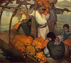 Saturnino Herrán: The offering