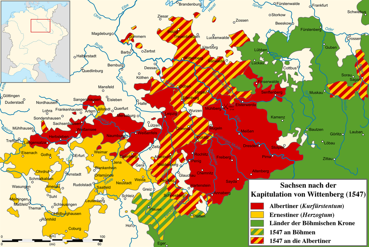 Saxony after the Capitulation of Wittenberg (1547) - DE.png