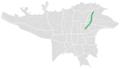 Sayyad Expressway map.png