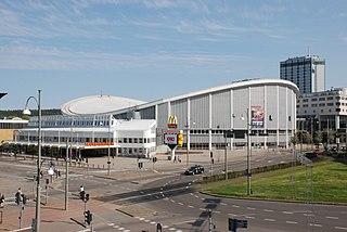 Scandinavium indoor ice hockey venue in Gothenburg, Sweden