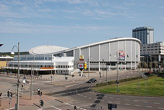 Eurovision Song Contest 1985 - Scandinavium, Gothenburg – host venue of the 1985 contest.