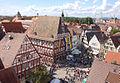 Schäferlauf Markgröningen 2014 Marktplatz.jpg