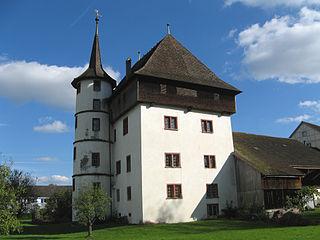 Schafisheim Municipality in Switzerland in Aargau