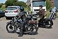 Schleswig-Holstein, Wilster, Zehnte Internationale VFV ADAC Zwei-Tage-Motorrad-Veteranen-Fahrt-Norddeutschland und 33te Int-Windmill-Rally NIK 3823.jpg