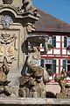 Schwabach, Köngigsplatz, Schöner Brunnen-20160815-005.jpg