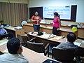 Science Career Ladder Workshop - Indo-US Exchange Programme - Science City - Kolkata 2008-09-17 01411.JPG