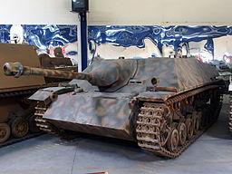 Sdkfz 162 Jagdpanzer IV, Musée des Blindés, France, pic-2