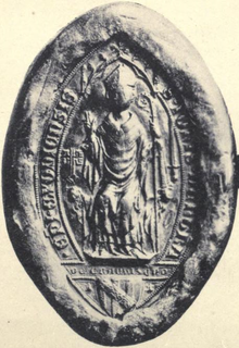 John Grandisson 14th-century Bishop of Exeter