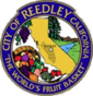 Seal of Reedley, California.png