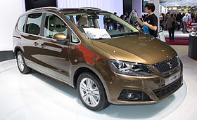Image illustrative de l'article Seat Alhambra