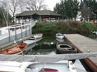 Center for Wooden Boats museum on the south shore of Lake Union, Seattle, Washington, U.S.