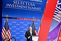 Secretary Pompeo Delivers Remarks at the 2018 SelectUSA Investment Summit (42236261274).jpg