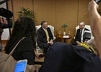 Secretary Pompeo Meets With Israeli Prime Minister Benjamin Netanyahu (45642815545).jpg