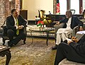 Secretary Pompeo Meets With President Ghani and Chief Executive Abdullah Abdullah in Afghanistan (41500139240).jpg