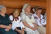 Senior women in vyshyvankas Ukraine 2017.jpg