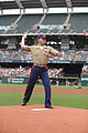 Sergeant major throws first pitch during Marine Week Cleveland 120616-M-ZB219-008.jpg