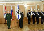 Sergey Shoigu and Nikolaj Evmenov (2016-04-18) 1.jpg