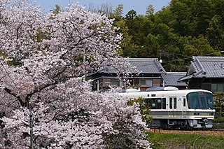 Nara Line (JR West) Railway line in Kyoto prefecture, Japan