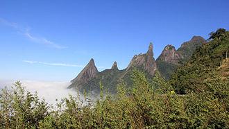 Serra dos Órgãos National Park - Image: Serra dos Órgãos 02