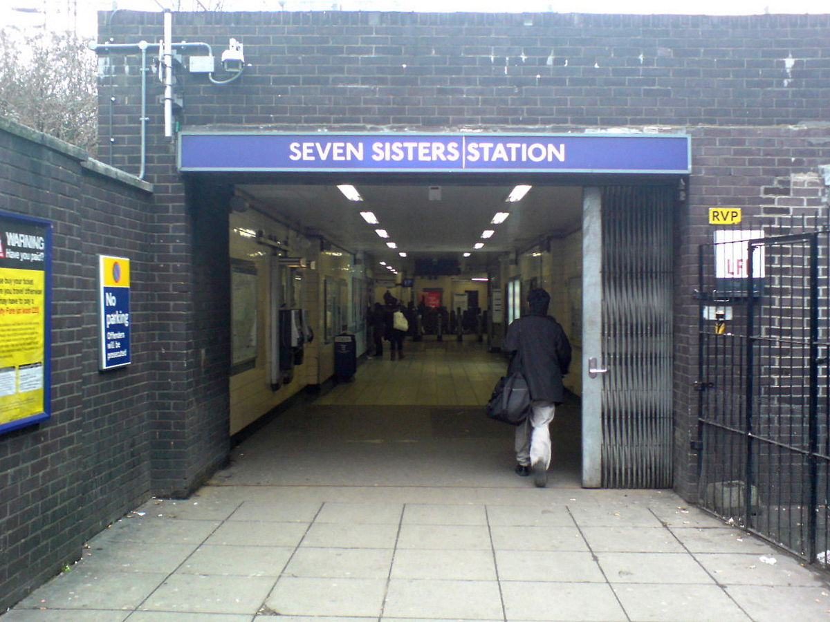 how to get to seven sisters