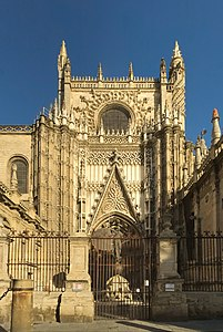 Sevilla Cathedral - Door of the Prince.jpg