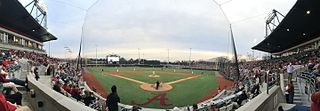 Sewell–Thomas Stadium Baseball park at University of Alabama
