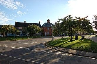 Sharnbrook - Image: Sharnbrook High Street