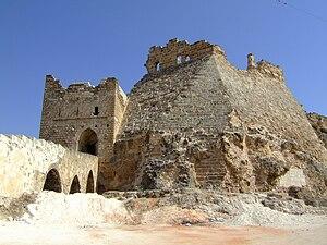 Shaizar - The fortress of Shaizar