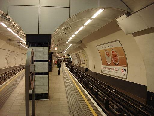 Shepherds Bush tube station 042
