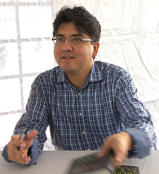 Photo of Sherman Alexie