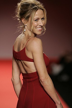 Sheryl Crow won two other awards at the same ceremony, including Record of the Year. SherylCrowHeartTruth.jpg
