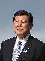 Shigeru Ishiba in Takarazuka (01) IMG 2100 20130407.JPG