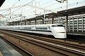 Shinkansen and Himeji Station M9 20.jpg