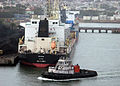 Ship at vizag port1.JPG