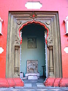 Shivaji temple on Panhala fort